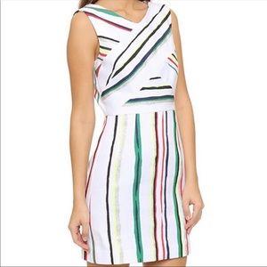 NWT Milly St. Tropez Allison Dress Sz 10